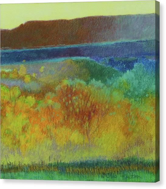 Dream Of Dakota West Canvas Print