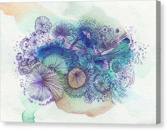 Dream -#ss16dw052 Canvas Print by Satomi Sugimoto