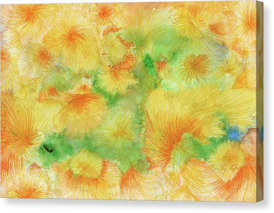 Dream - #ss16dw057 Canvas Print by Satomi Sugimoto