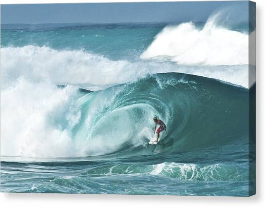 Dream Surf Canvas Print