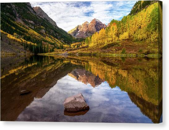 Dreaming Colorado Canvas Print
