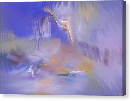 Dreaming Canvas Print by Emma Alvarez