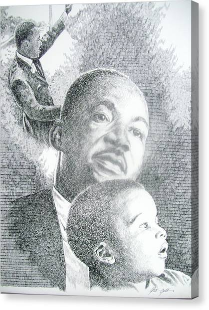 dreaming II Canvas Print by Otis  Cobb