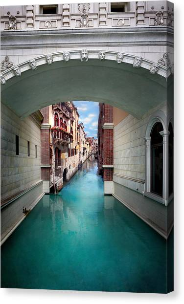 Nevada Canvas Print - Dreaming Of Venice by Az Jackson
