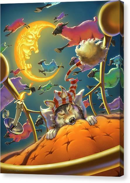 Dreamland Iv Canvas Print
