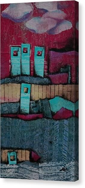 Dreamland Canvas Print by Laura Lein-Svencner