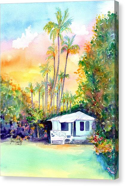 Dreams Of Kauai 3 Canvas Print