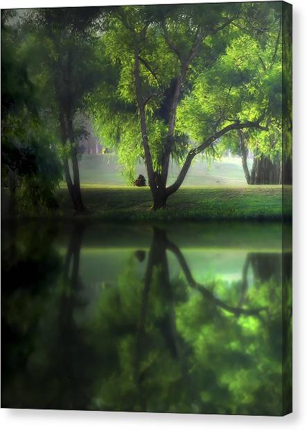 Dreamy Afternoon Canvas Print