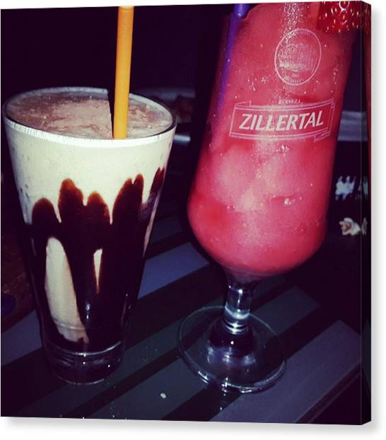 Portal Canvas Print - #drinks #loubizarro #bar by Fernando Portal