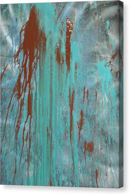 Canvas Print - Drooling  by Leigh Odom