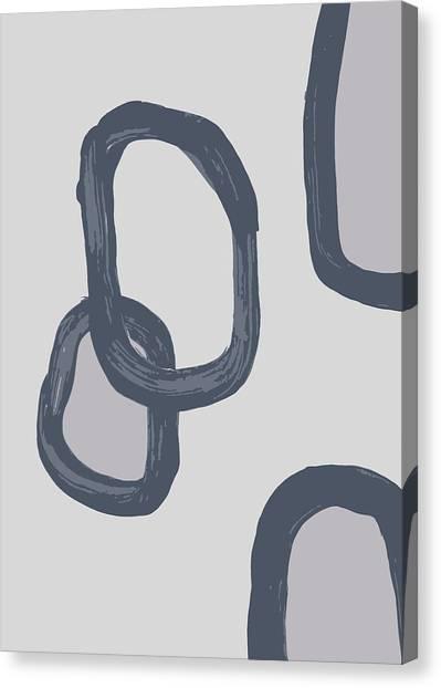 Dry Brush 3 Canvas Print