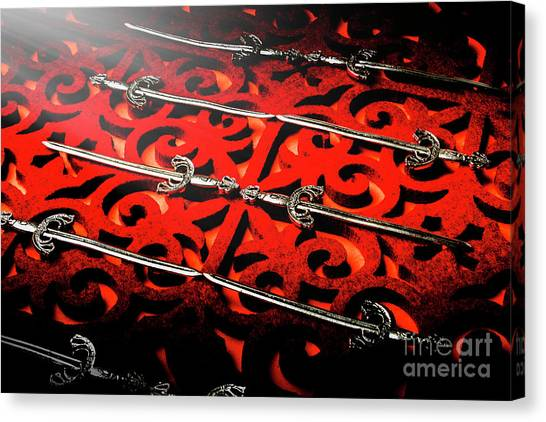 Medieval Art Canvas Print - Duality by Jorgo Photography - Wall Art Gallery