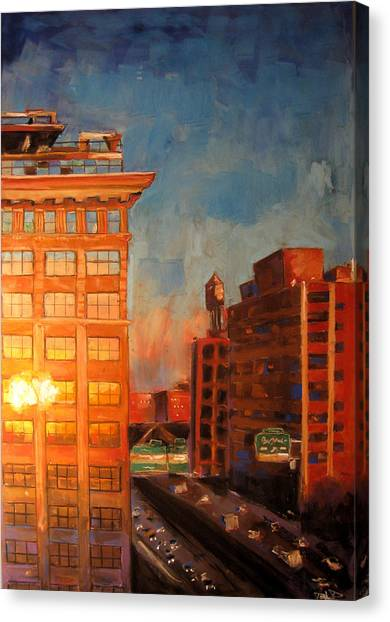 Dumbo1 Canvas Print by Thomas Daseler