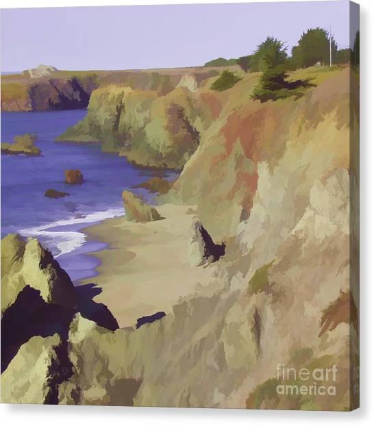 Above Bodega Canvas Print
