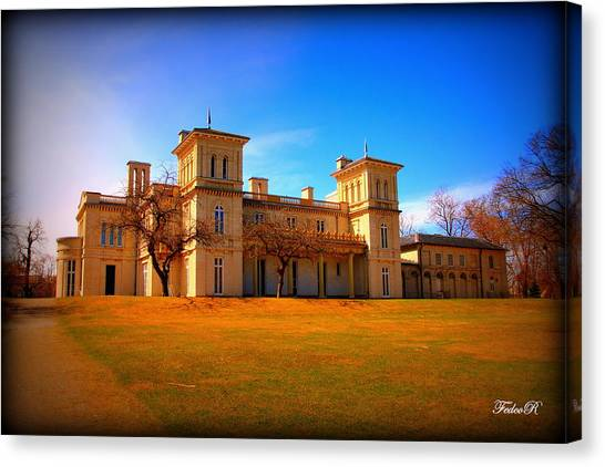 Ham Canvas Print - Dundurn Castle by FedcoR Productions