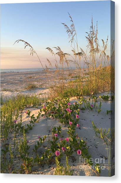 Dune Bliss Canvas Print