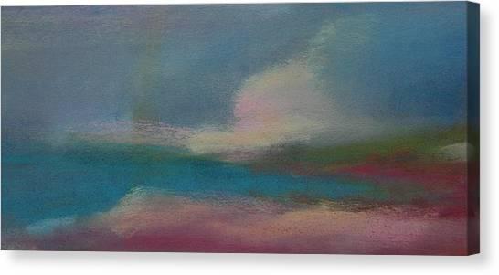 Dunes On The Horizon Canvas Print
