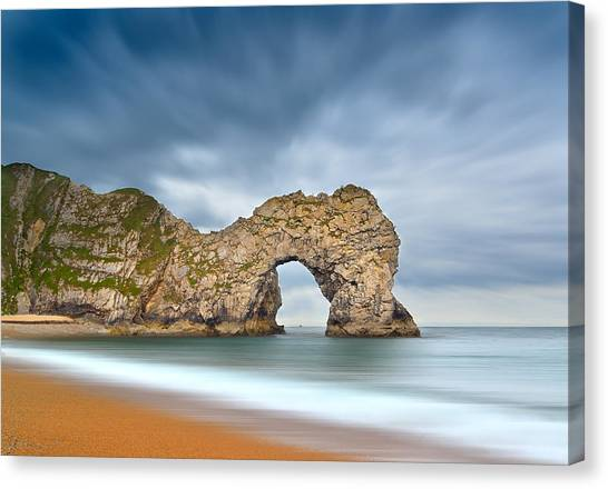 Durdle Door 1 Canvas Print