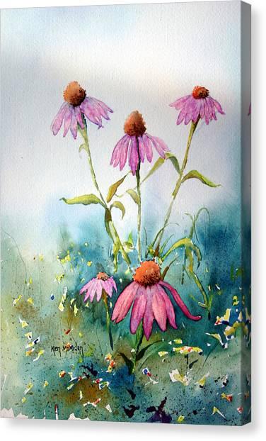 Dusky Morn Canvas Print