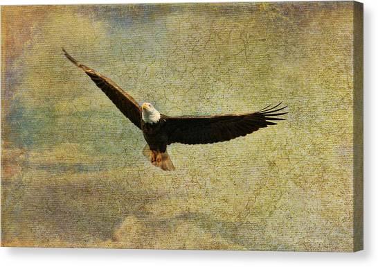 Eagle Medicine Canvas Print