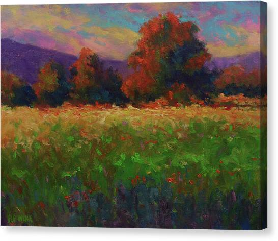 Early Autumn  Canvas Print