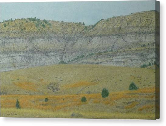 Early May On The Western Edge Canvas Print