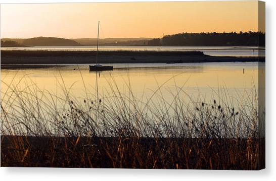 Early Morning Haze Canvas Print