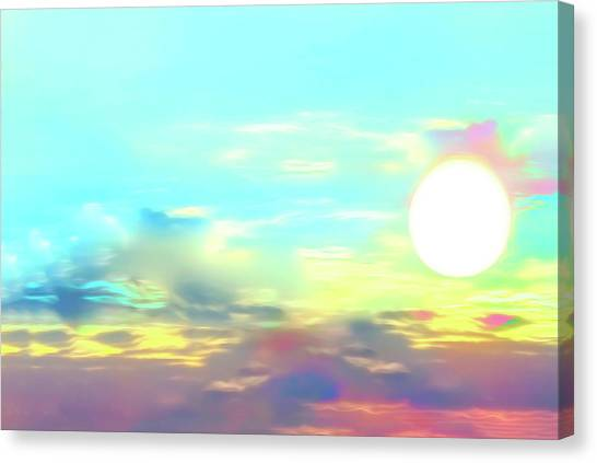 Early Morning Rise- Canvas Print
