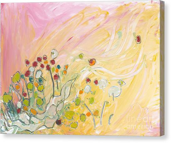 Early Summer Winds Canvas Print by Christine Alfery