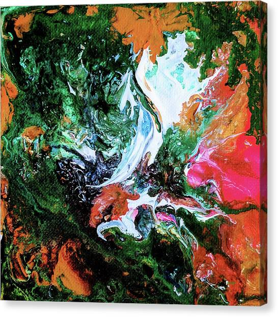 Canvas Print - Earth And Water by Sarabjit Singh