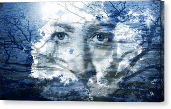 Earth Wind Water Canvas Print