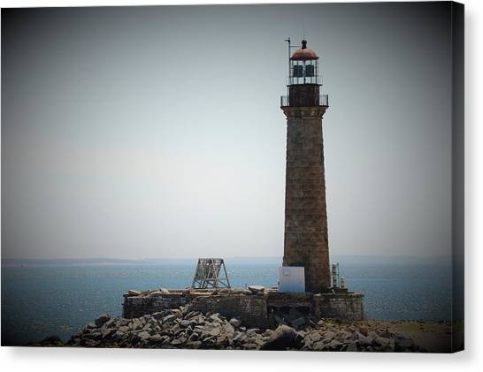 East Coast Lighthouse Canvas Print