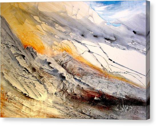 Eastern Sierra Canvas Print