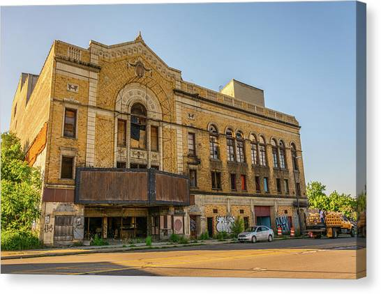 Eastown Theater  Canvas Print