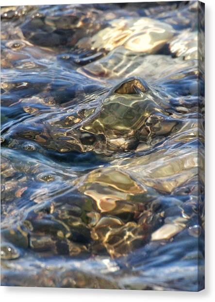 Ebbing Tide 1 Canvas Print