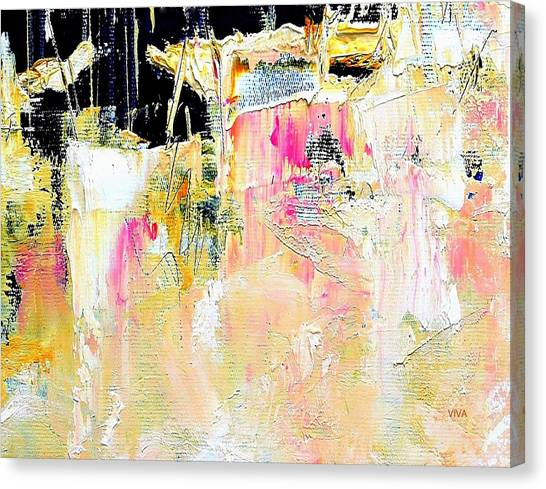 Edge Canvas Print