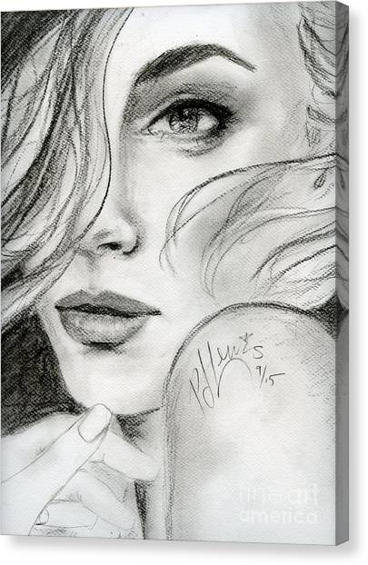 Edna Canvas Print