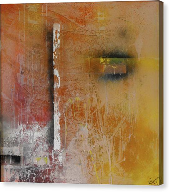 Effortless Mystery Of Trying Canvas Print by Ralph Levesque
