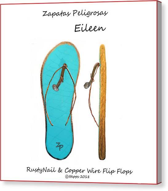 Eileen Canvas Print