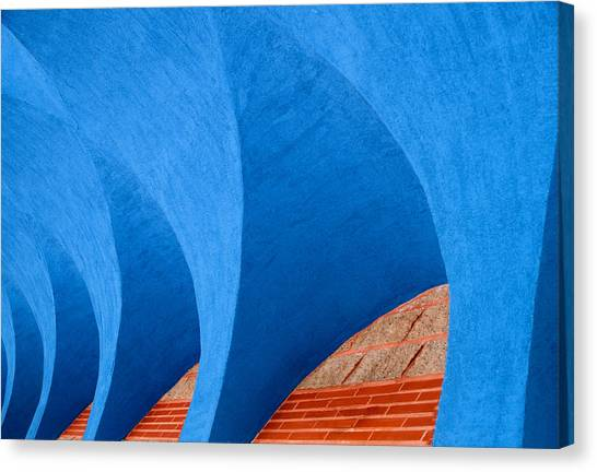 Ekklisia Canvas Print