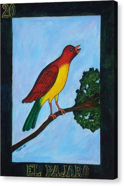 El Pajaro Canvas Print