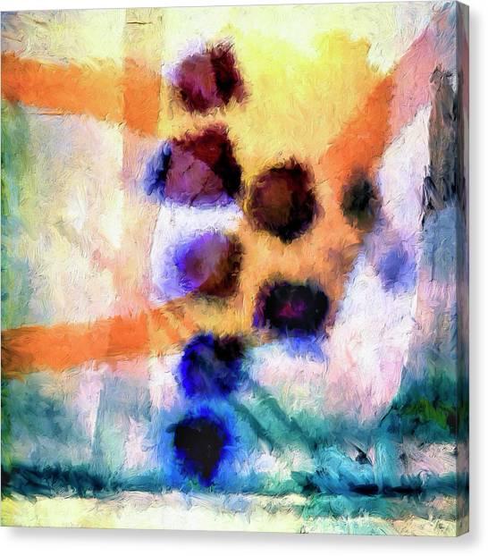 Passage Of Time Canvas Print - El Paso Del Tiempo by Dominic Piperata