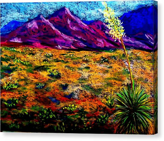 El Paso Canvas Print