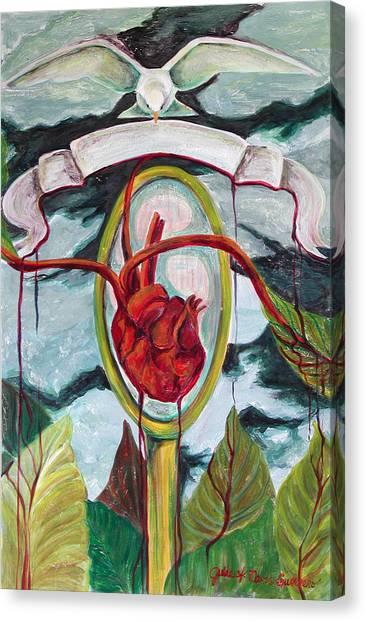 El Reflejo Canvas Print
