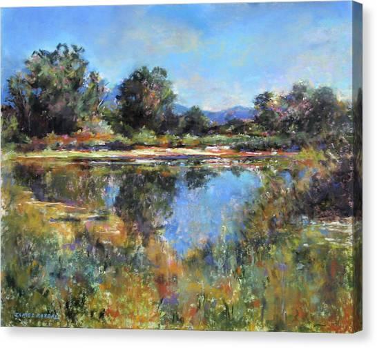 El Rito Sunrise Canvas Print by James Roybal
