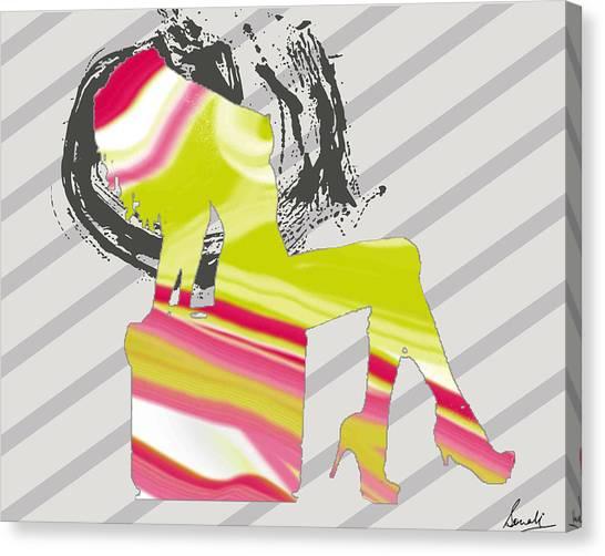 Elation Canvas Print