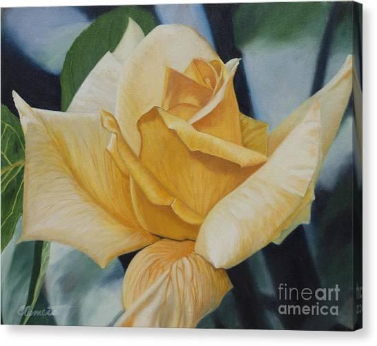 Elegant Beauty Canvas Print