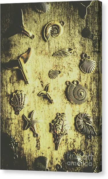 Jewel Canvas Print - Elemental Marine Decorations by Jorgo Photography - Wall Art Gallery