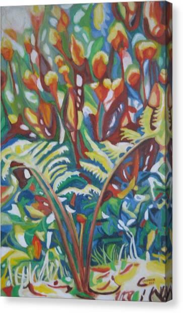 Elguin Canvas Print