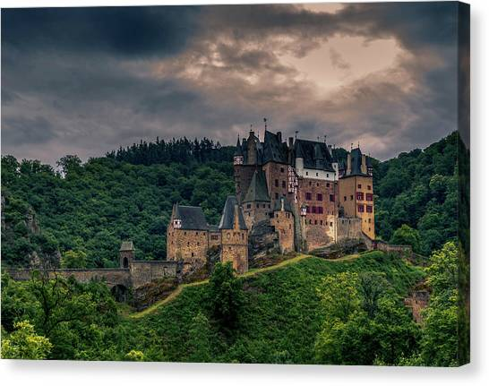 Eltz Castle Canvas Print